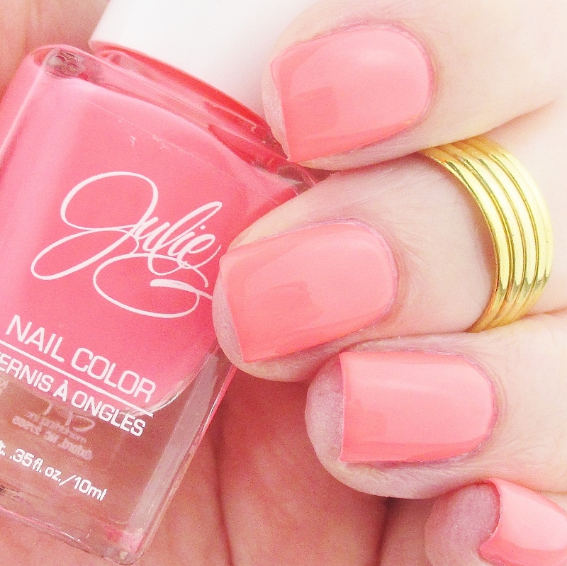 julie-g-spring-nail-polish-collection-photographs-and-swatches-bikini