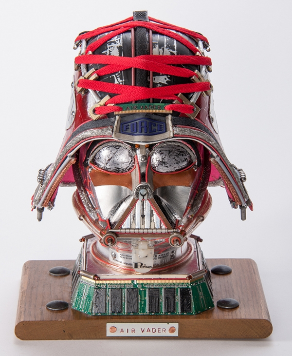 01-Air-Darth-Vader-Gabriel Dishaw-Star-Wars-Environmentally-Friendly-Upcycling-and-Recycling-www-designstack-co