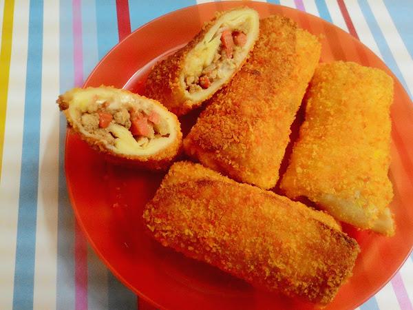 Ramadhan 5 : Resepi Risoles Ayam