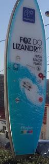 Praia Foz do Lizandro - Prancha de Surf
