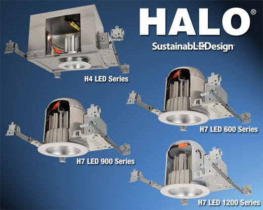 Led Technology Halo Series One