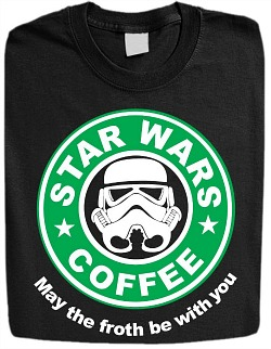 Funny Star Wars T-Shirt