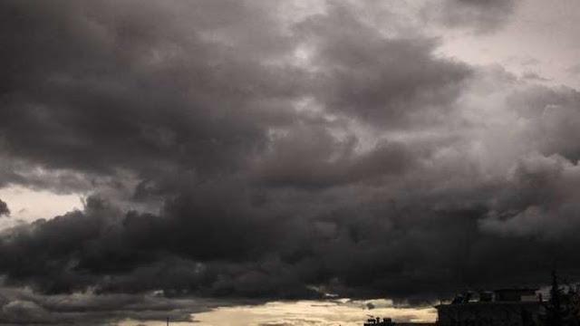Έκτακτο δελτίο επιδείνωσης – Έρχονται βροχές, καταιγίδες και χαλάζι