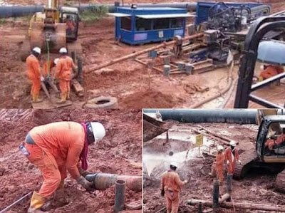 Crude Oil Discovered In Nothern Part Of Nigeria