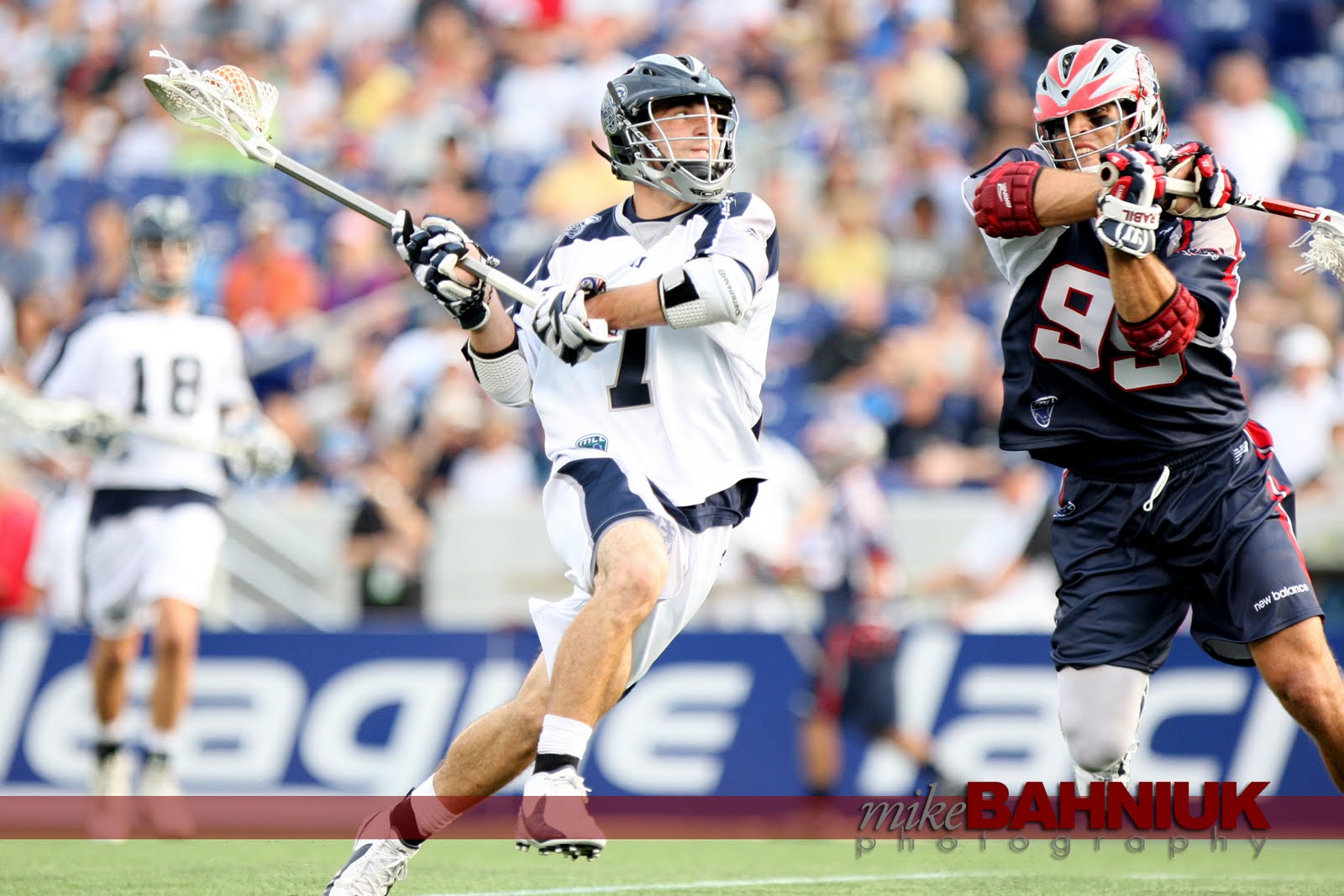 Mike Bahniuk's Game Day: Pro Lacrosse Saturday Night