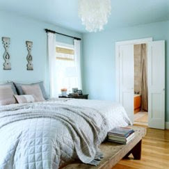 Blue is calming and comforting colors for wall decorating - Is blue a calming color ...