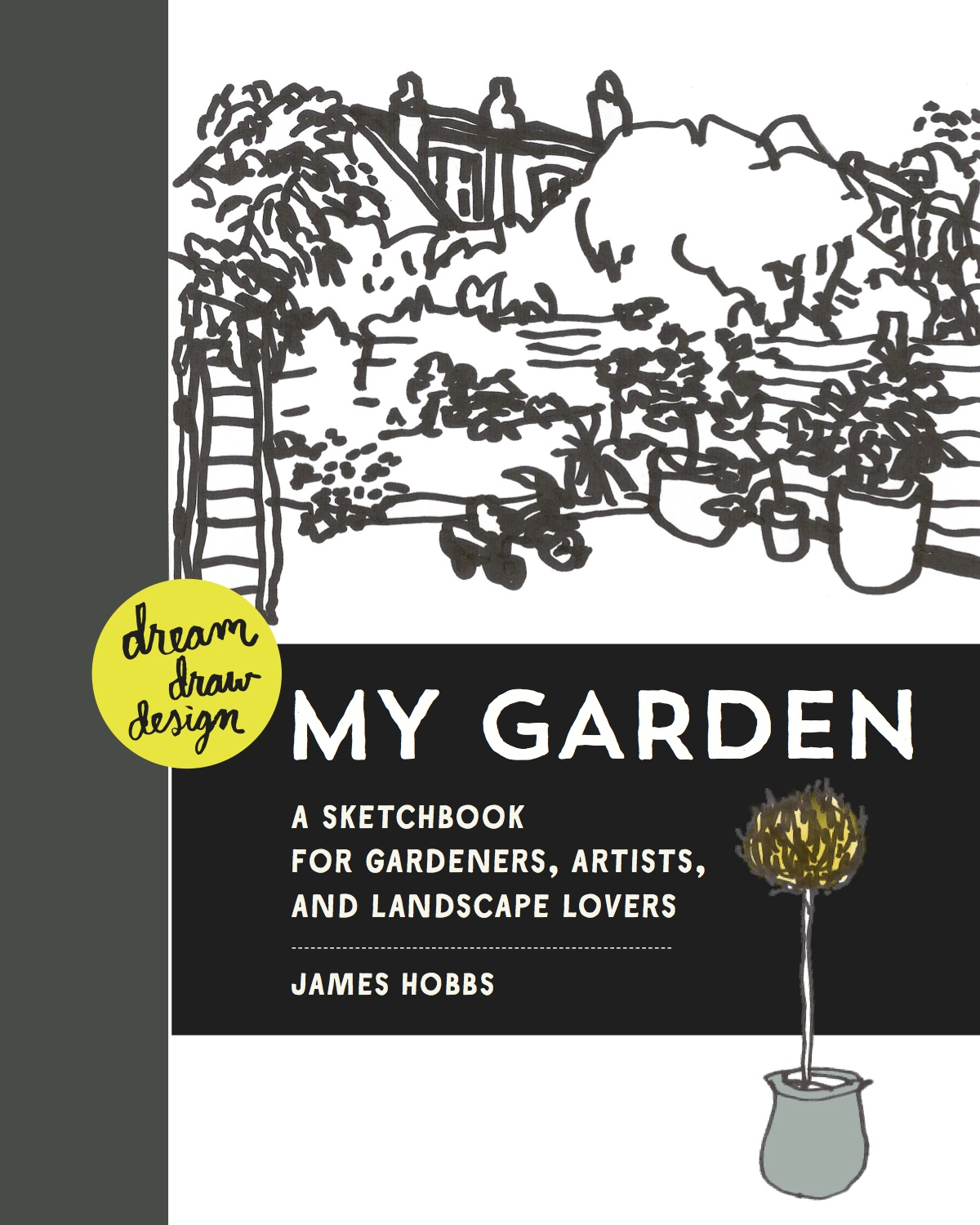 James hobbs books for Best garden design books uk