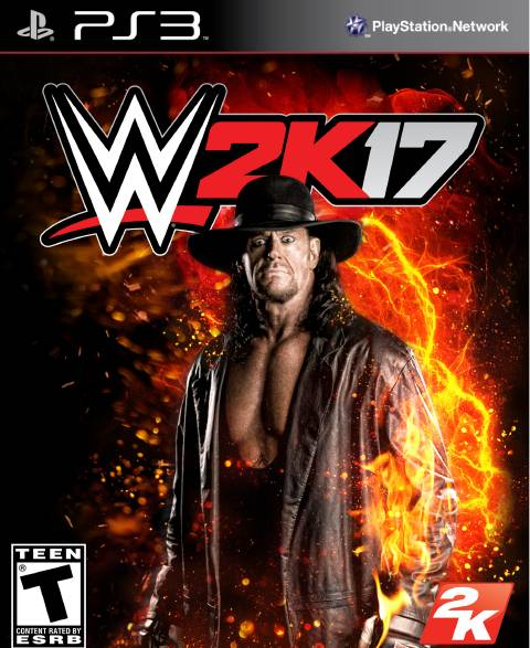 WWE 2K17 - Download game PS3 PS4 RPCS3 PC free