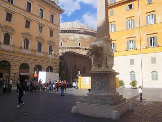 pantheon edificio turismo roma - O nosso city tour Anjos e Demônios