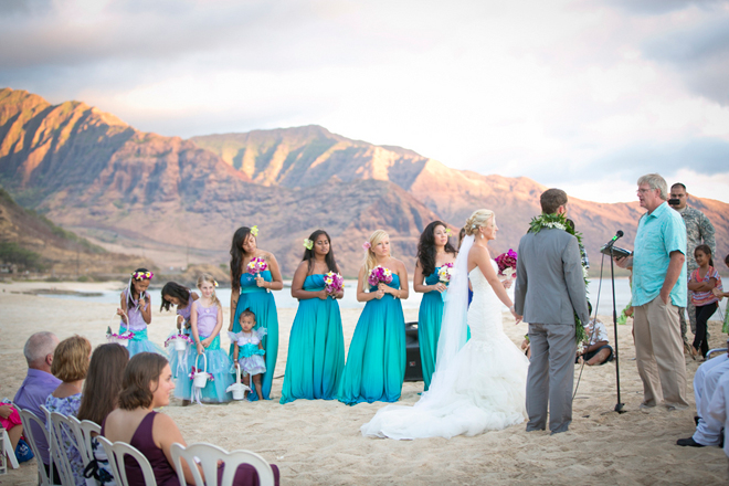 Hawaii destination wedding belle the magazine from the photographer brianna and joe are two surfers born and raised in florida and pennsylvania respectively they met in hawaii in 2008 junglespirit Choice Image