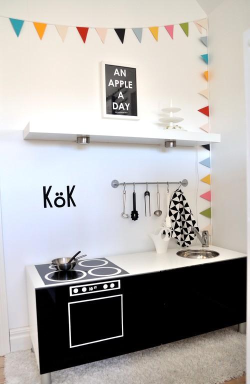 Meble Dla Dziecka IKEA W Wykonaniu Wasnym Studio Barw