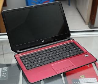 Jual Laptop Second  Hp Sleekbook 14pc