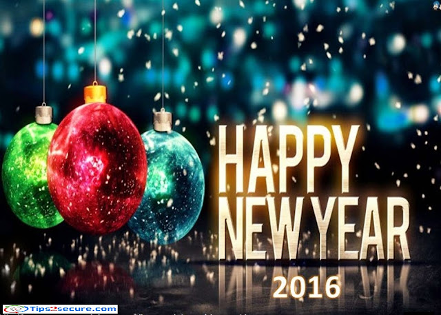 HD images to wish you happy new year