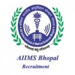 AIIMS Bhopal Recruitment 2017