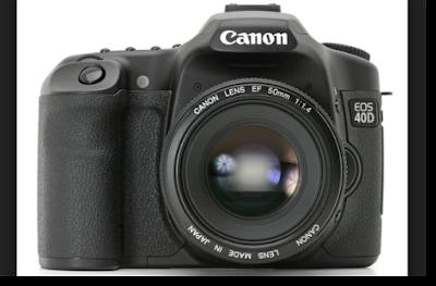 Harga Dan Spesifikasi Kamera Dslr Conon Eos 40D