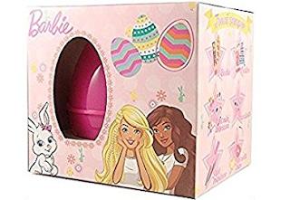 Uovissimo Barbie 2017 cosa contiene prezzo giocattoli a sorpresa Pasqua