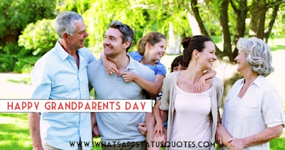 Grandparents Day Poems