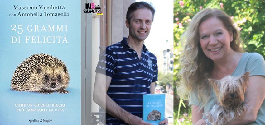 Recensione: 25 grammi di felicità, di Massimo Vacchetta e Antonella Tomaselli