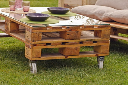 More ideas with recycled pallets 2