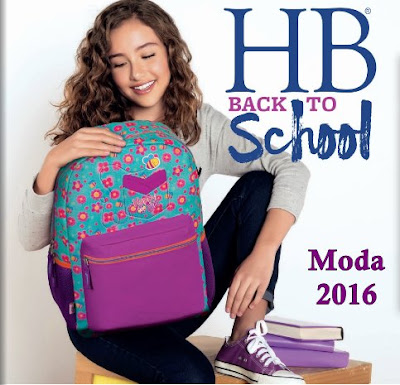 Mochilas HB Handbags Back to School 2016
