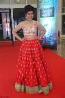Mahima in beautiful Red Ghagra beigh transparent choli ~  Exclusive 111.JPG
