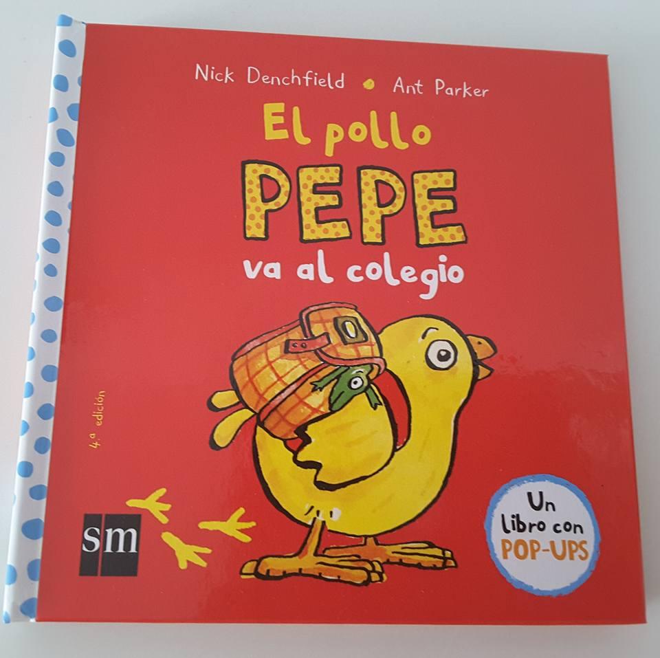 Creciendo con libros y juegos: LIBROS PARA LA VUELTA AL COLE: EL ...