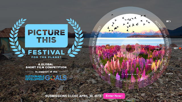 SONY PICTURES TELEVISION NETWORKS AND THE UNITED NATIONS FOUNDATION LAUNCH THE PICTURE THIS FESTIVAL FOR THE PLANET TO SHOWCASE EMERGING FILMMAKERS