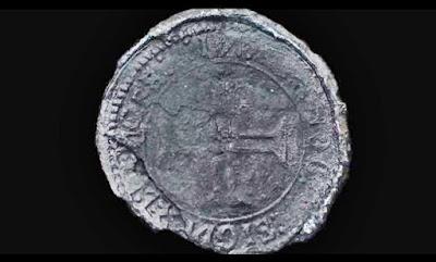 Koin Hantu Ditemukan di Kapal Karam Portugis