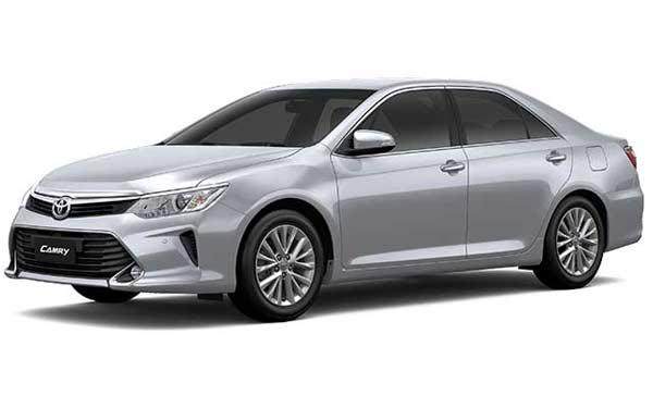 New Toyota Camry - Silver Metallic