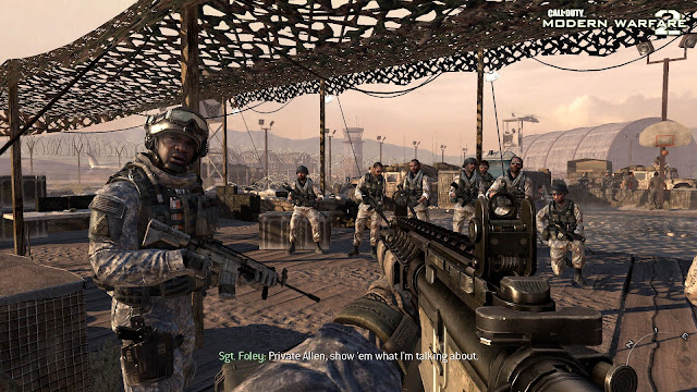 Call Of Duty Modern Warfare 2 - Xbox 360 - Captura 5