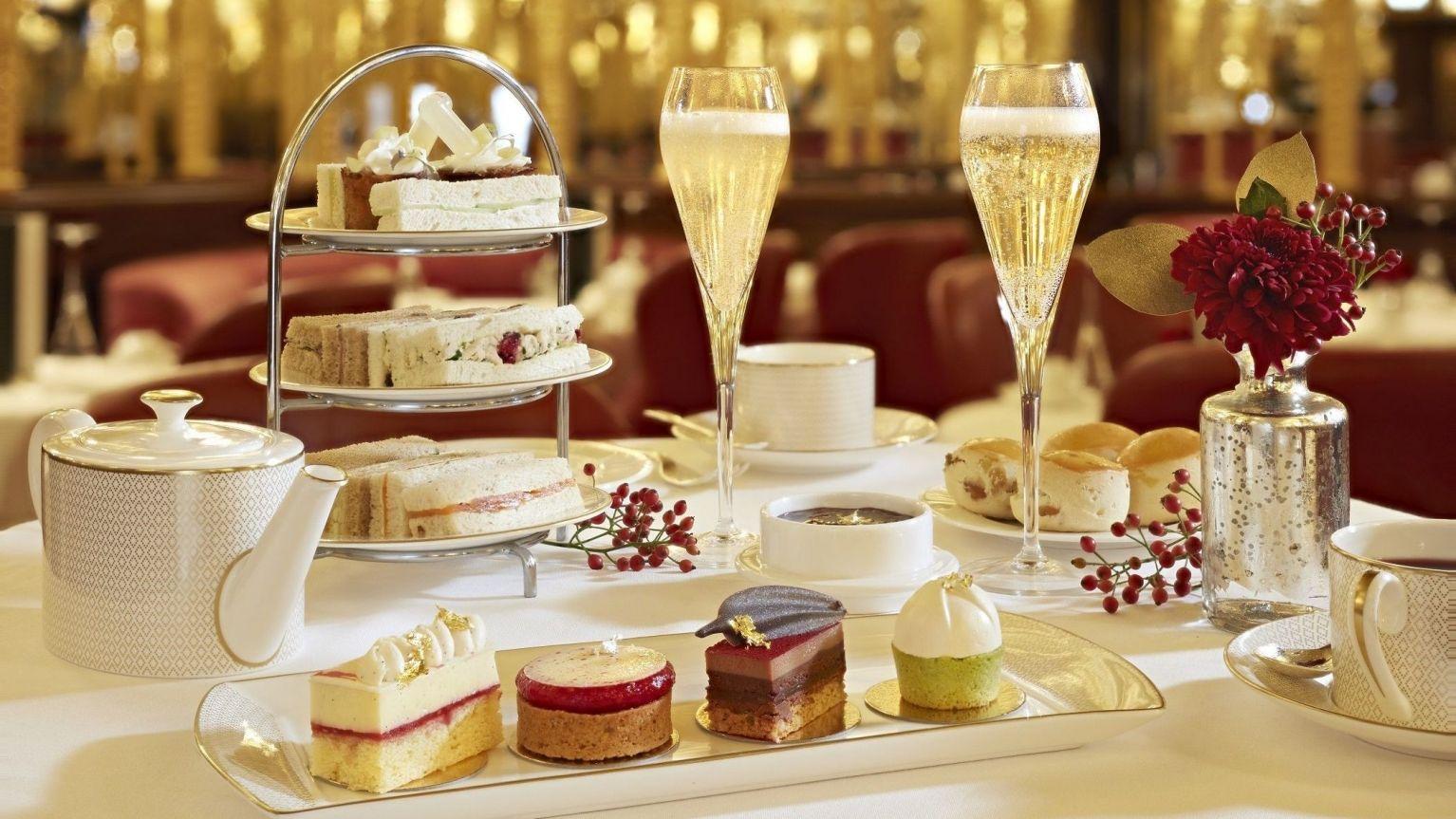 Cafe Royal Hotel Dessert Restaurant Replaced