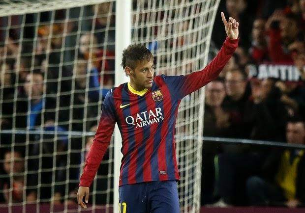 dc8548231eb11 Brasileiro foi a nove gols no Campeonato Espanhol
