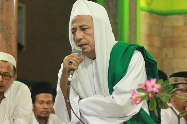 Habib Luthfi: Sebaiknya Uang Masjid Jangan Diatasnamakan Wakaf atau Sedekah Jariyah