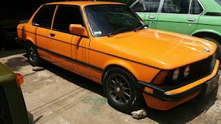 Rare Car : E21 323i Coupe BMW Forsale - JAKARTA