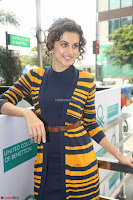 Taapsee Pannu looks super cute at United colors of Benetton standalone store launch at Banjara Hills ~  Exclusive Celebrities Galleries 047.JPG