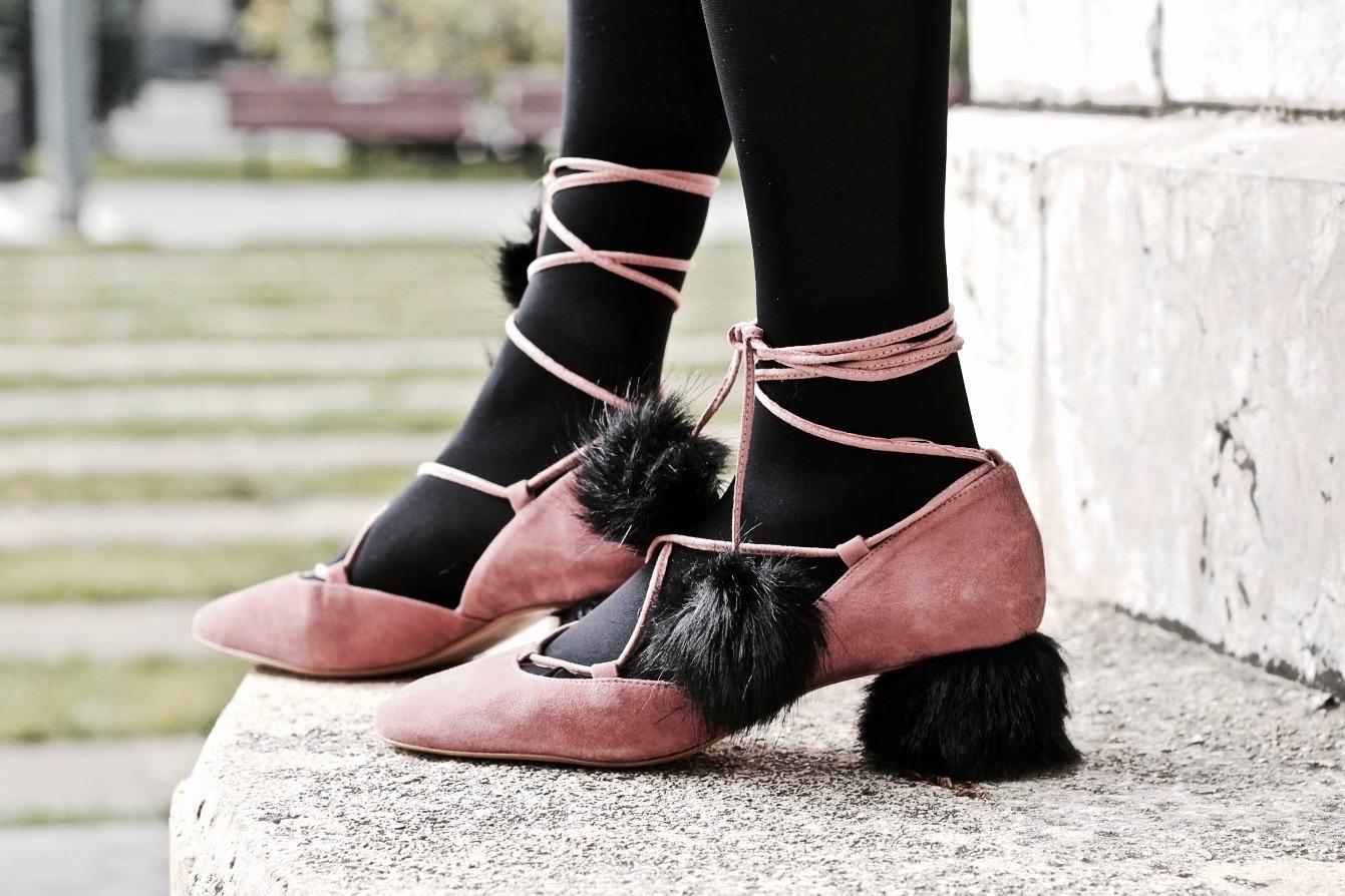 zapatos pelo zara