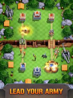 Boom Force War Game Mod Apk
