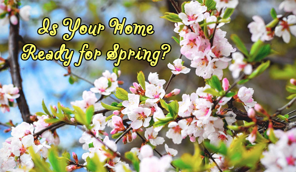 home improvements for spring season