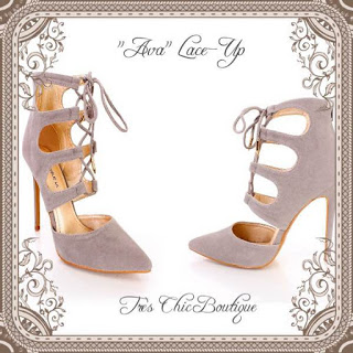 best sneakers 96e76 a35f8 Tres Chic Boutique: It's All About The Shoes