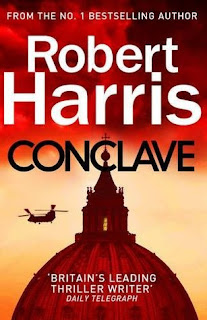 Conclave by Robert Harris - Reading, Writing, Booking