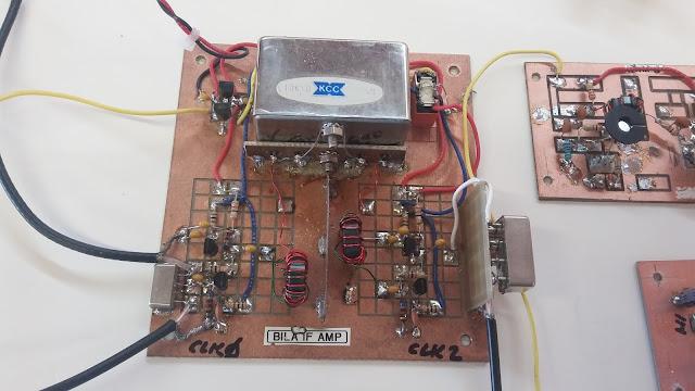 40M Junk Box SSB Transceiver 24