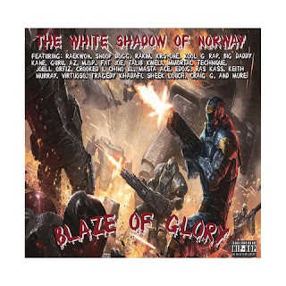 The White Shadow Of Norway - Blaze Of Glory (2016) - Album Download, Itunes Cover, Official Cover, Album CD Cover Art, Tracklist