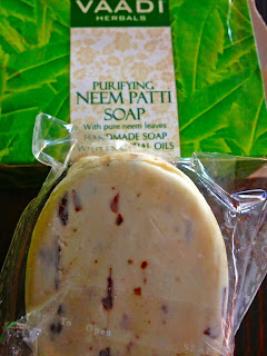 Neem Patti, Soap, Neem, Vaadi, Review