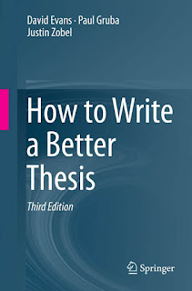 How to Write a Better Thesis : David. Evans Download Free Business Book