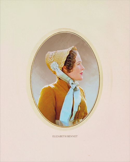 Jane Austen Heroines in Portrait