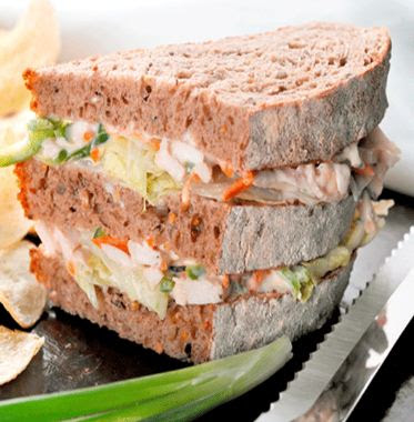How do to get build a prepared Healthy Tuna Salad in home