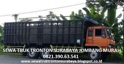 JASA SEWA TRUK TRONTON SURABAYA JOMBANG MURAH