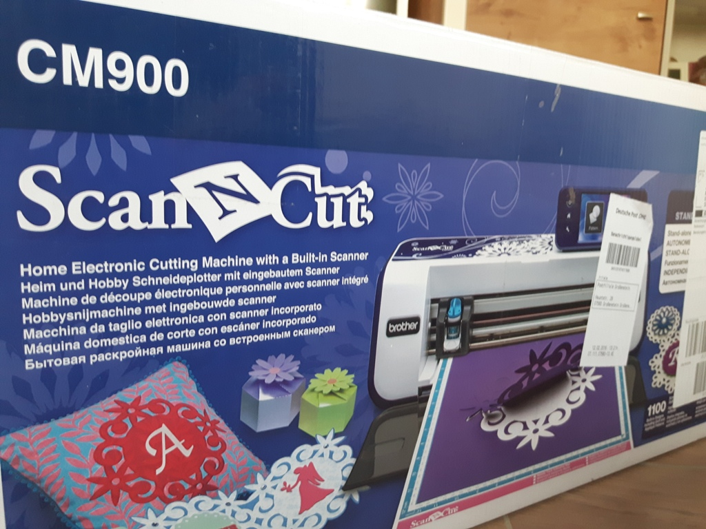 sungirl testbericht brother scan 39 n 39 cut cm 900. Black Bedroom Furniture Sets. Home Design Ideas