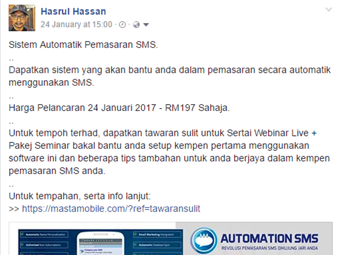 Cara Jana Income Sampingan Dengan Affiliate