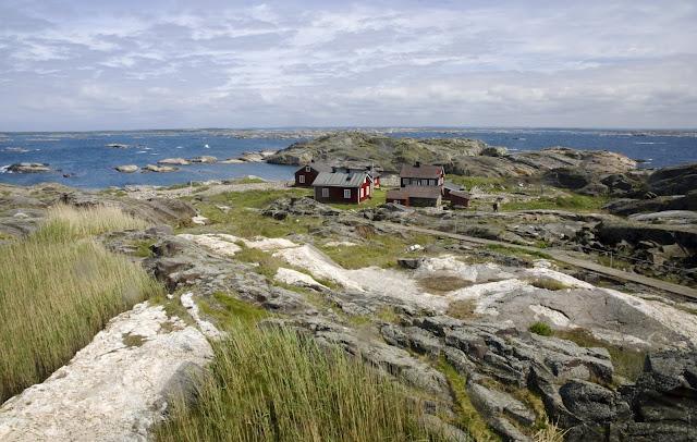 isole di koster meraviglia della natura in svezia